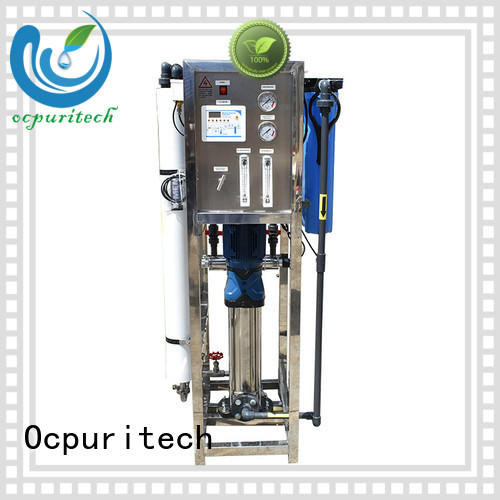Ocpuritech steel industrial water treatment systems manufacturers for business for industry