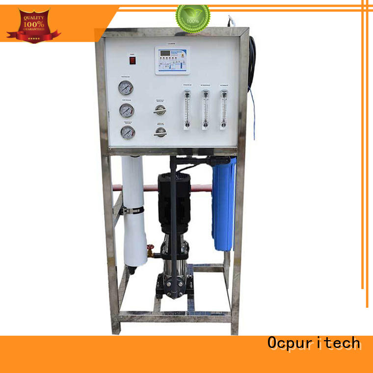 ro plant price supplier for seawater Ocpuritech