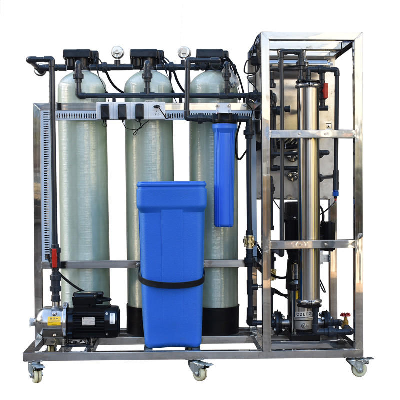 Ocpuritech reverse osmosis plant personalized for food industry-2