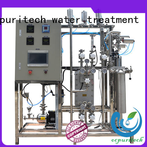 Ocpuritech electrodeionization factory price for seawater