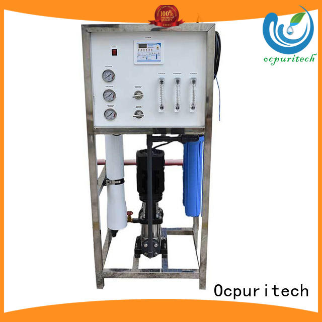 Ocpuritech reliable ro plant industrial factory price for agriculture