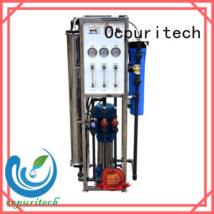 Ocpuritech industrial water treatment companies supplier for agriculture
