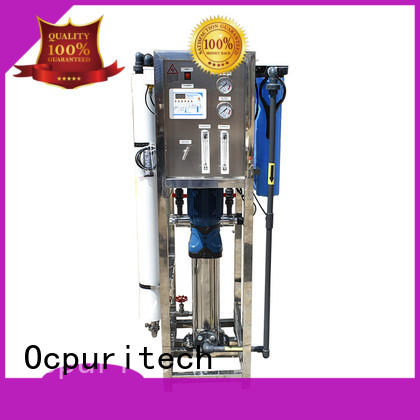 Ocpuritech ro water system wholesale for food industry
