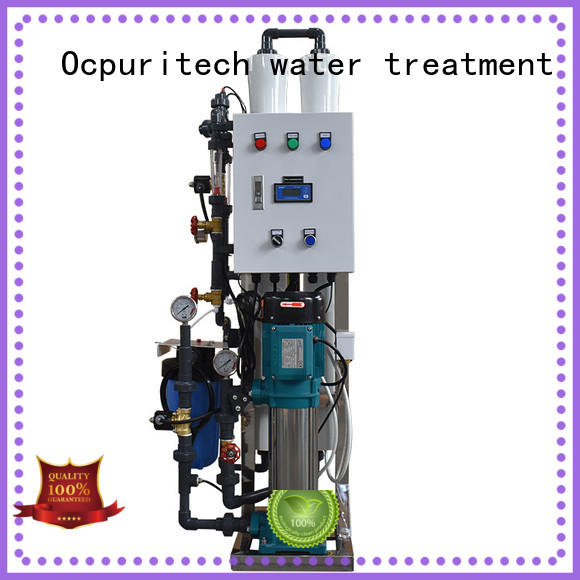 stable industrial reverse osmosis water system factory price for food industry