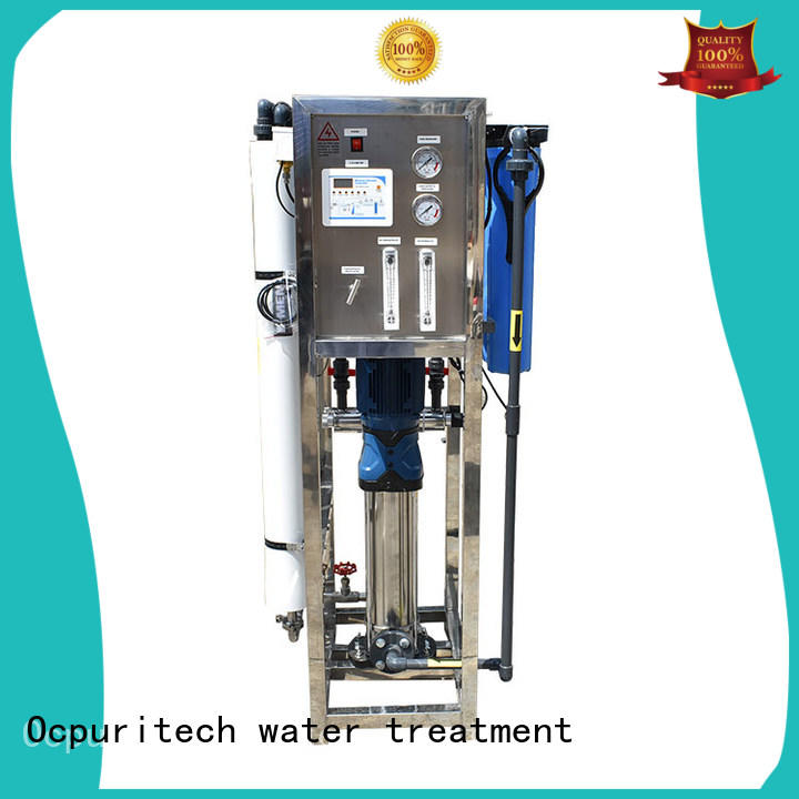 3000lph water treatment systems suppliers customized for chemical industry
