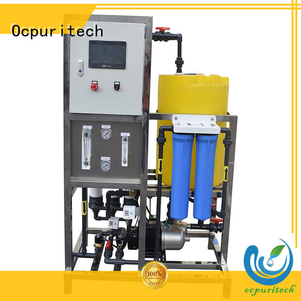 Ocpuritech 4000lph water treatment systems suppliers series for industry