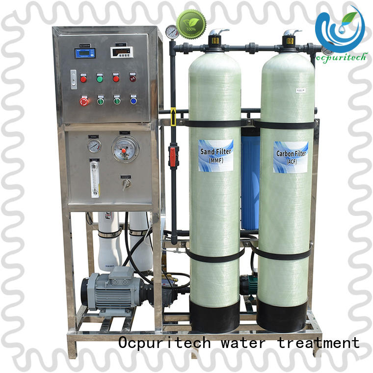 hot selling water treatment equipment manufacturers customized for factory