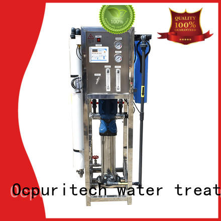 best water purification manufacturers customized for chemical industry