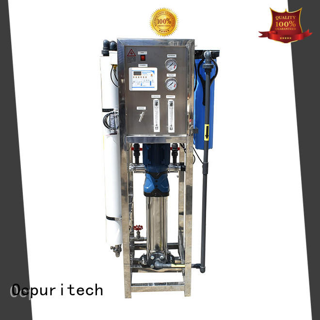 Ocpuritech water treatment systems suppliers manufacturer for chemical industry