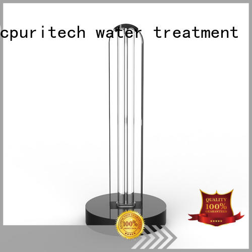 top pure water treatment plant purification from China for chemical industry