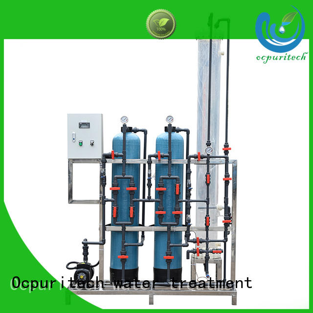 Ocpuritech water treatment equipment suppliers series for chemical industry