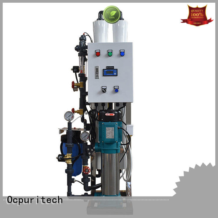 Ocpuritech industrial water purification systems manufacturer manufacturer for factory