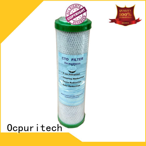 Ocpuritech filter cartridges with good price for household