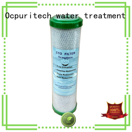Ocpuritech whole house water filter cartridge factory for medicine