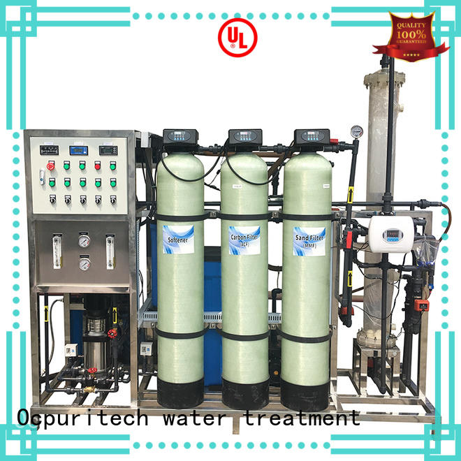industrial deionizer factory for household