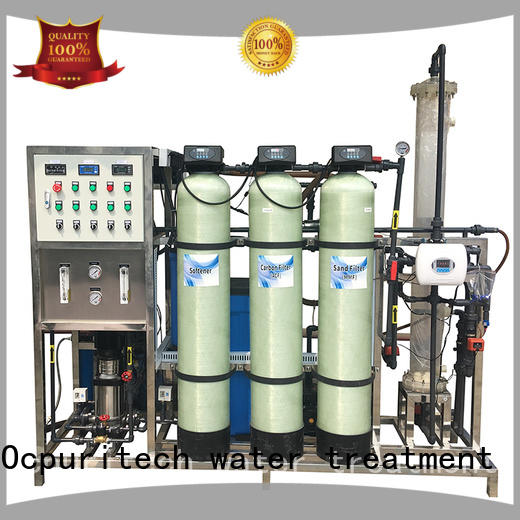 4000lph water treatment systems system from China for factory