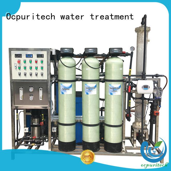 Ocpuritech quality deionizer factory for business