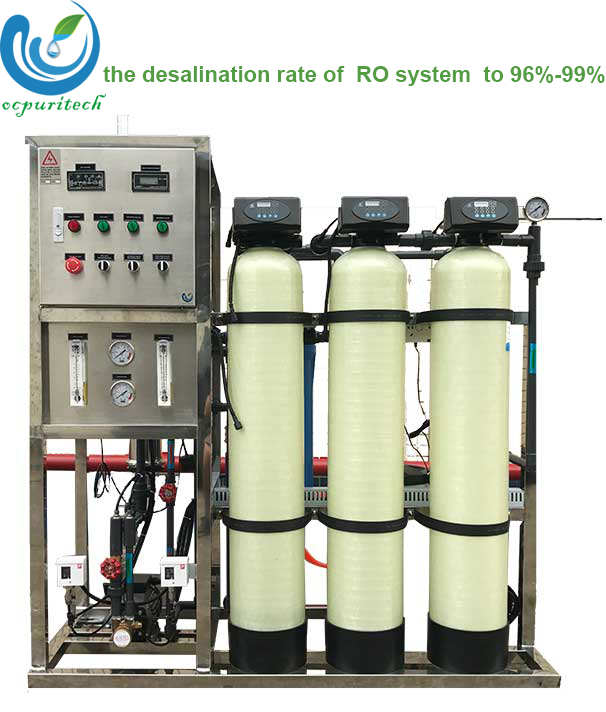 Ocpuritech-Factors Affect The Desalination Rate Of Reverse Osmosis Ro System
