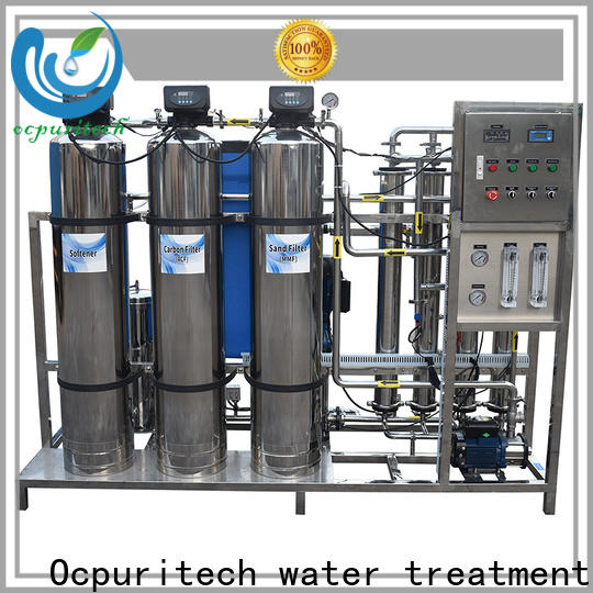 Ocpuritech water water purification unit suppliers for industry