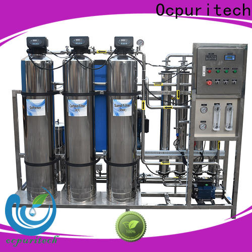 Ocpuritech reverse osmosis systems for sale company for agriculture