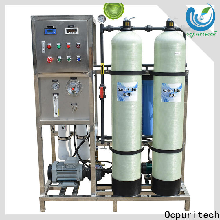 efficient water desalination system industrial manufacturer for chemical industry