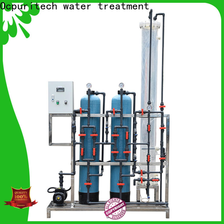 commercial water treatment system companies liter from China for chemical industry