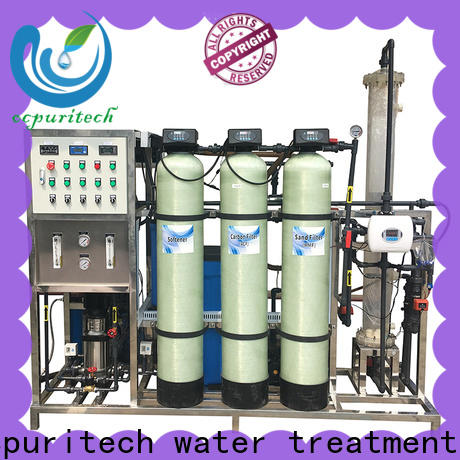 Ocpuritech top water treatment systems supply for chemical industry