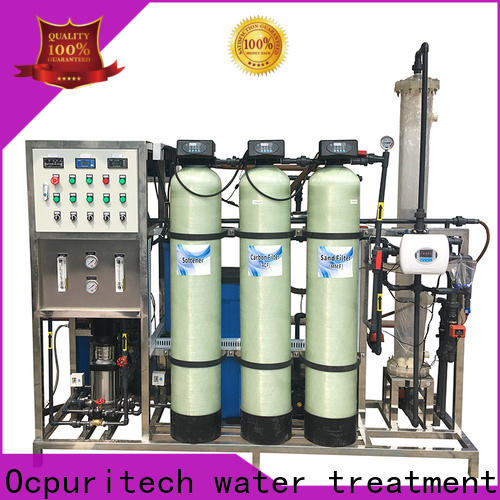 Ocpuritech systems deionized water system suppliers for household