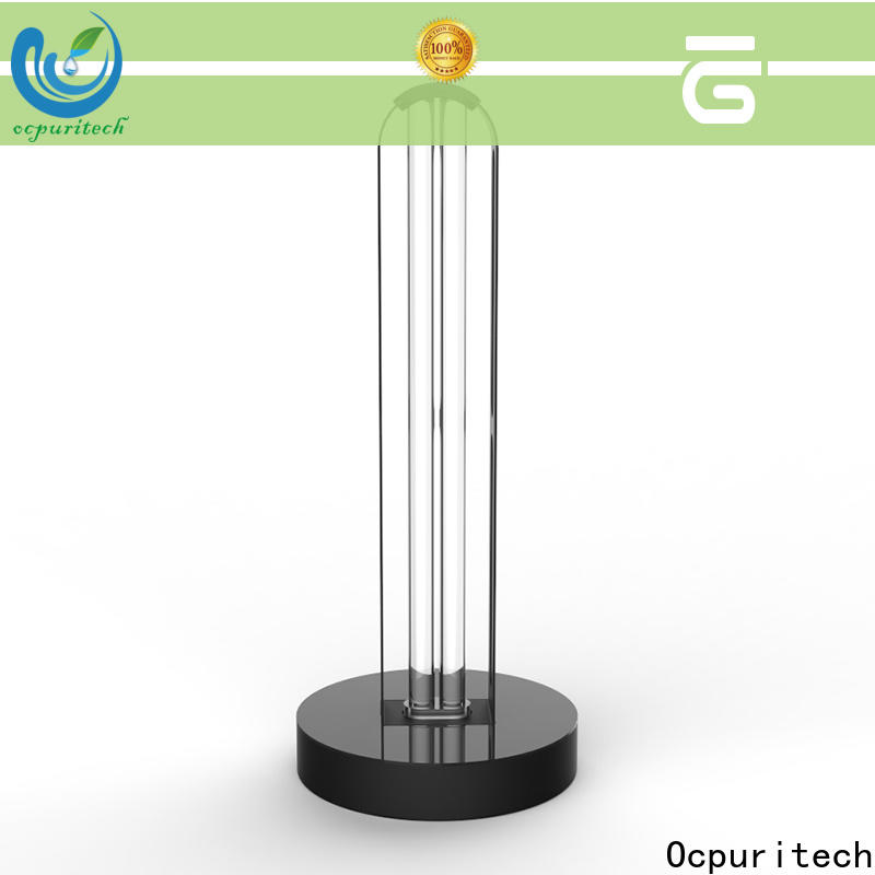 Ocpuritech disinfection uvc light manufacturers for factory