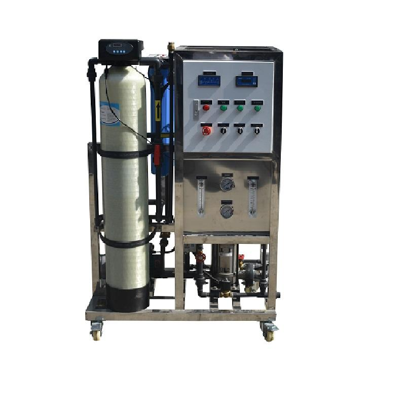 125lph Industrial Ro System Small Water Treatment Plant Purification For Reverse Osmosis Filter Use Machine
