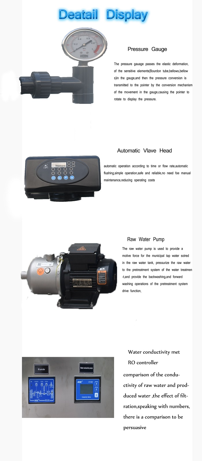 product-Ocpuritech-125lph Industrial Ro System Small Water Treatment Plant Purification For Reverse -2