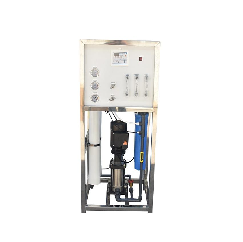 500lph Industrial Small Ro System For Sale Water Treatment Purifier Plant Reverse Osmosis Filter Purification Equipment Machine
