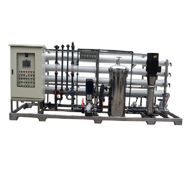 30tph Industrial Ro System Drinking Fresh Large Pure Water Treatment Filter And Purifier Dialysis Scale For Purification Plant