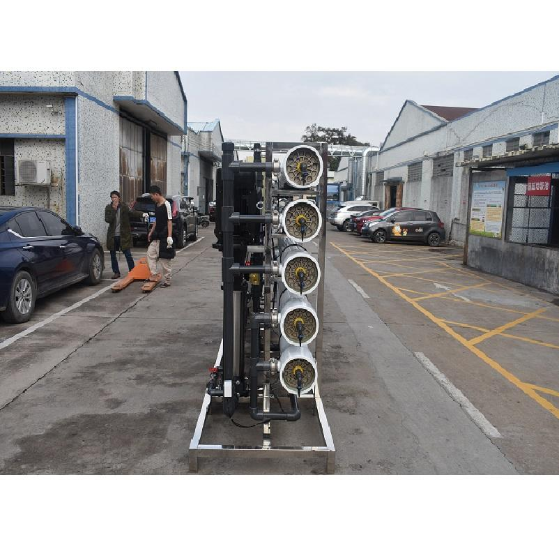 14000lph Industrial Ro System Best Big Drinking Water Treatment Plant Factory Supply Filter Purification Filtration Machine
