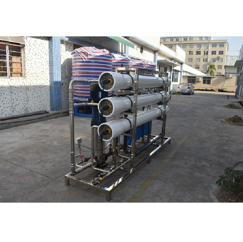 6T Large Scale Best Water Purifiers Ro System Price Plant With Purification For Big Filter Reverse Osmosis Drinking Machine
