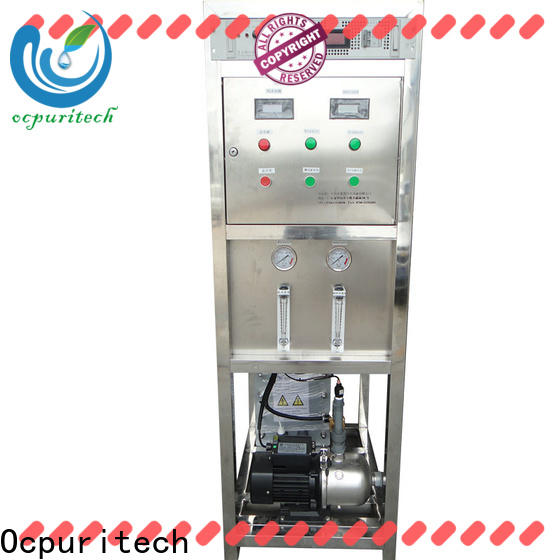 Ocpuritech latest edi water system company for agriculture