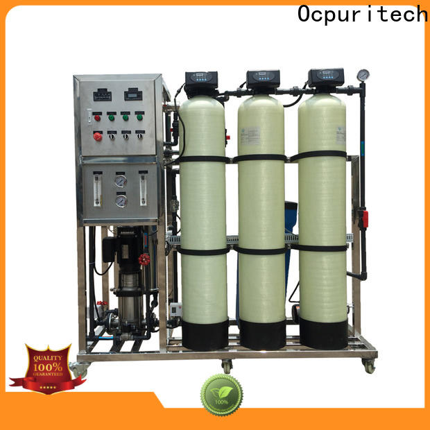 new commercial reverse osmosis system plant manufacturers for seawater