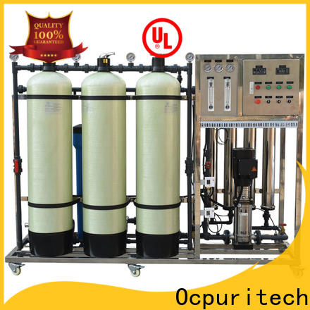 Ocpuritech 750lph ro water filter for seawater