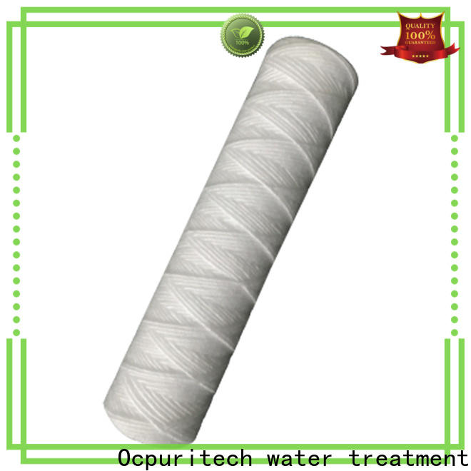 Ocpuritech pp 5 micron filter cartridge with good price for medicine