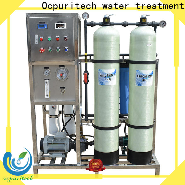practical water purification unit ion customized for industry
