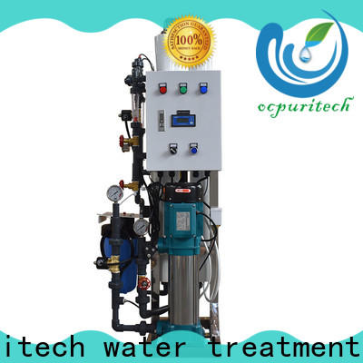 Ocpuritech mixed water treatment system companies company for industry