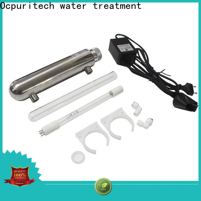 quality water purifier accessories 6w55w for business for industry