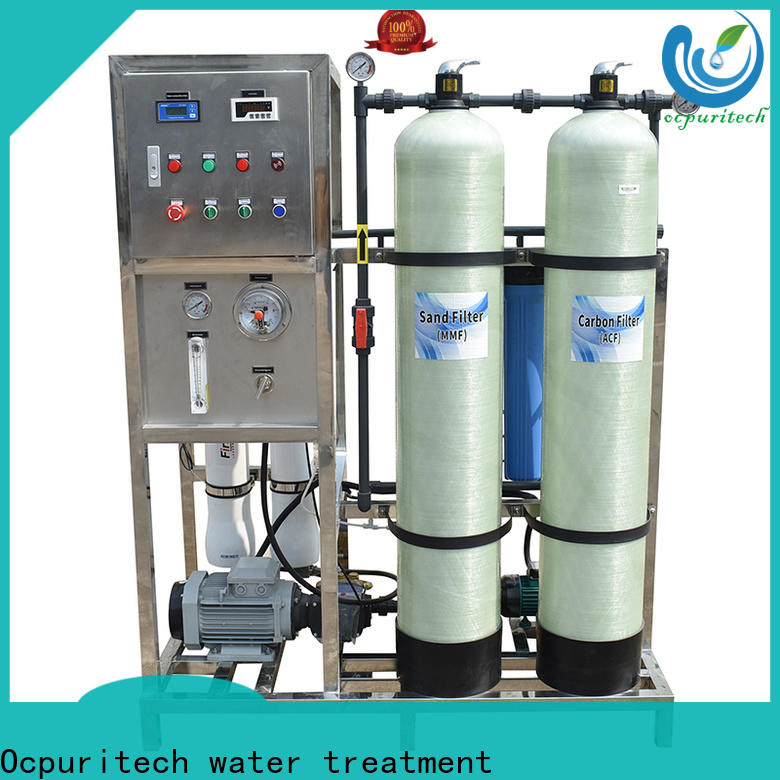 Ocpuritech ultrafiltration water treatment system companies for factory
