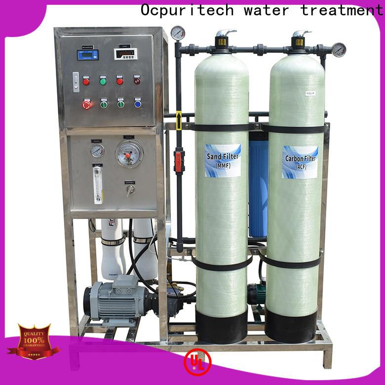 Ocpuritech top water desalination manufacturers for factory