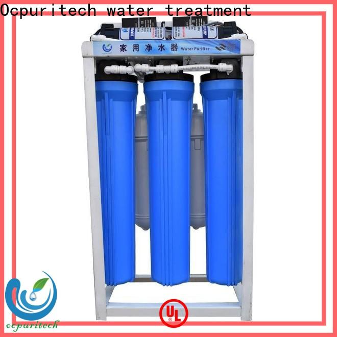 best commercial reverse osmosis system water factory price for seawater
