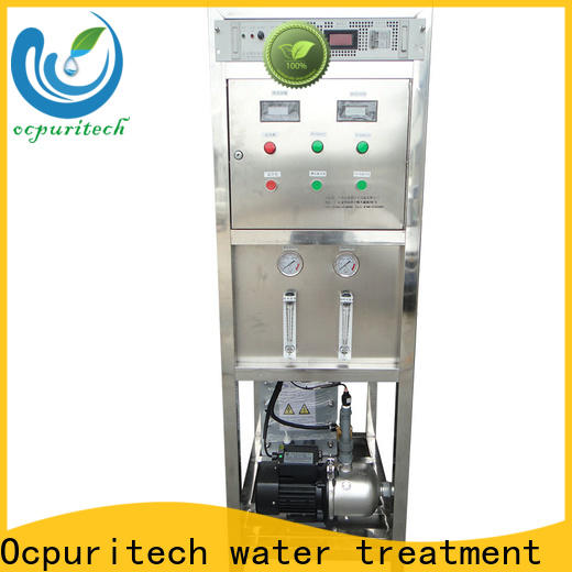 Ocpuritech commercial edi system factory for seawater