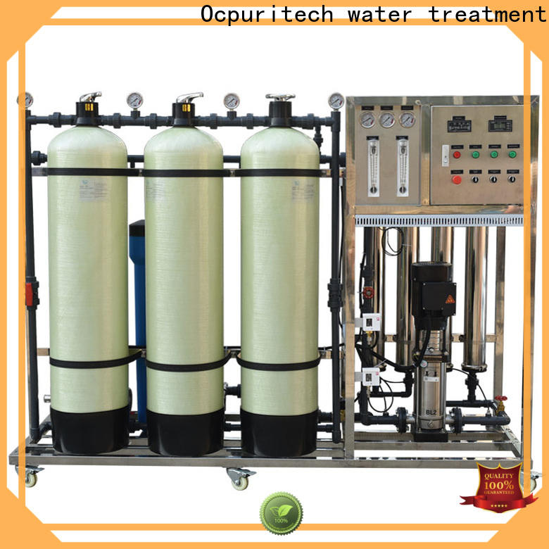 Ocpuritech stable reverse osmosis water filtration wholesale for seawater