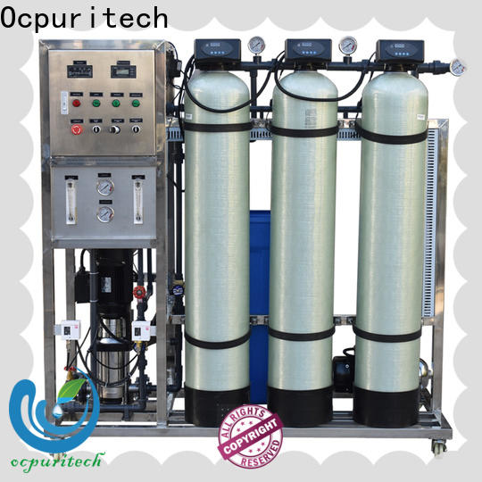 Ocpuritech steel reverse osmosis system manufacturers supplier for agriculture