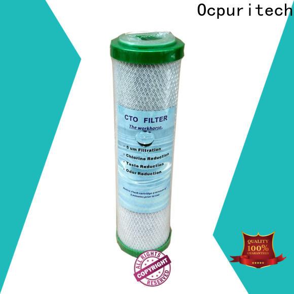 Ocpuritech blown water filter cartridge types for business
