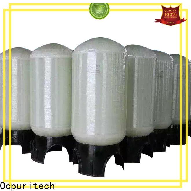 Ocpuritech treatment fiberglass tanks for sale supply for factory